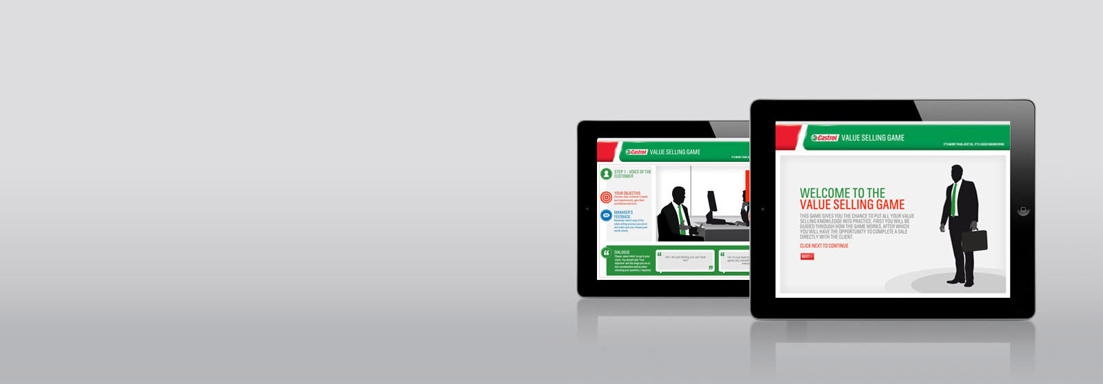 Castrol Digital Learning Academy